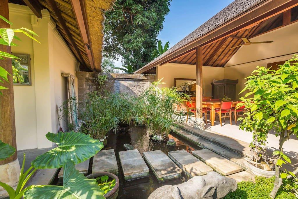 Step in to Villa Wiluna..