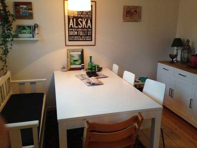 Cosy flat close to city and nature - Stockholm - Flat