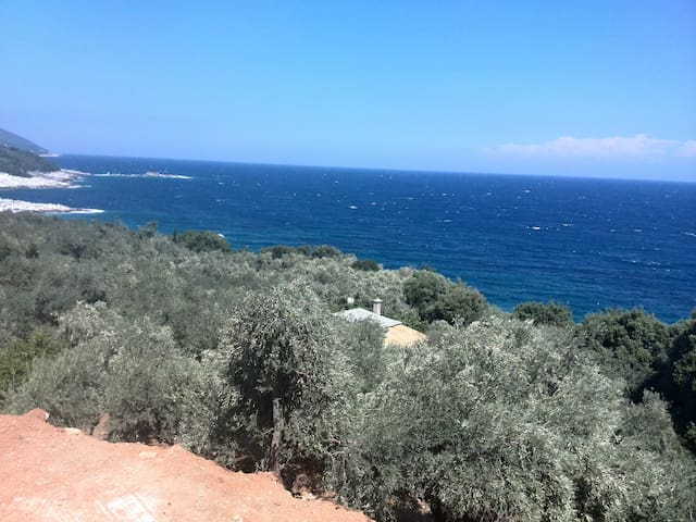 Kalivi sul mare - Kalamaki - Casa