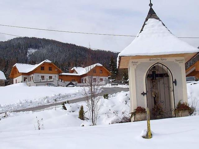 Ferienhaus Alpenblick3 Steir. Krakau/n Kreischberg