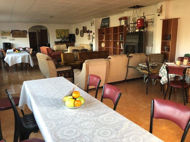 Alojamiento rural entre Malaga, Cordoba y Granada