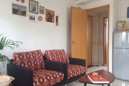 Double Bed room in Street Market - Sham Shui Po District - Leilighet