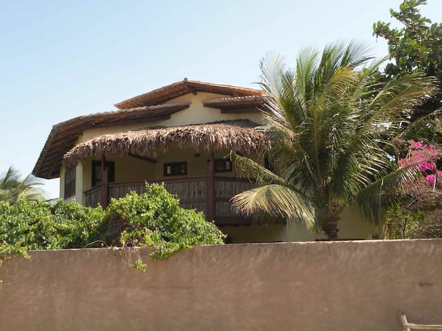 Casa na linda praia de Jericoacoara - Vila de Jericoacoara