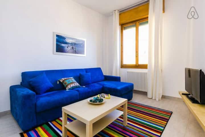 Comfortable brand-new apartment
