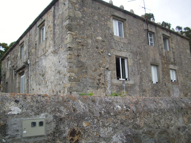 Casa señorial en Costa azul de Lugo