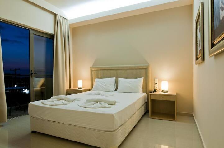 Comfort Room With Seaview