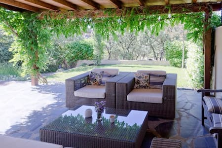 Luxury villa in Madrid Sierra - Torrelodones - Rumah