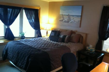 Luxury Bedroom minutes from downtwn - Syracuse