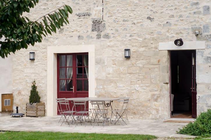 Gîte Brunehaut - Gîte de caractère - Chamant - Talo