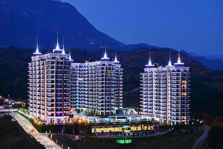 1+1 Luxury Apartament Azura Park - Mahmutlar - Lägenhet