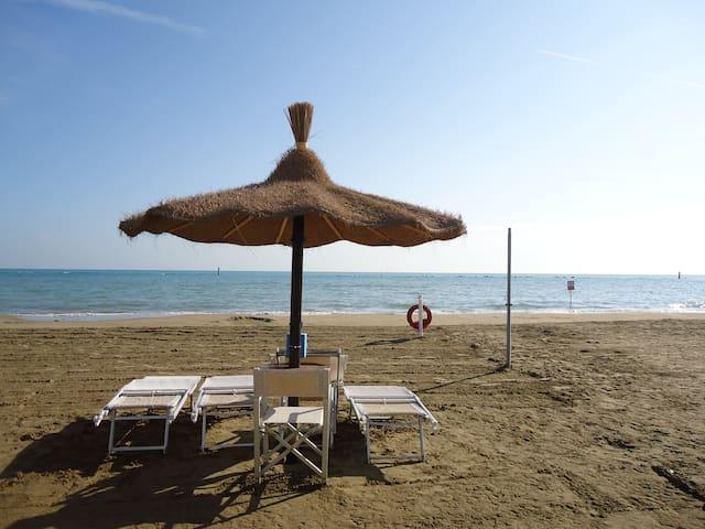 Cosy nest near the sea - San Martino Bassa - Leilighet