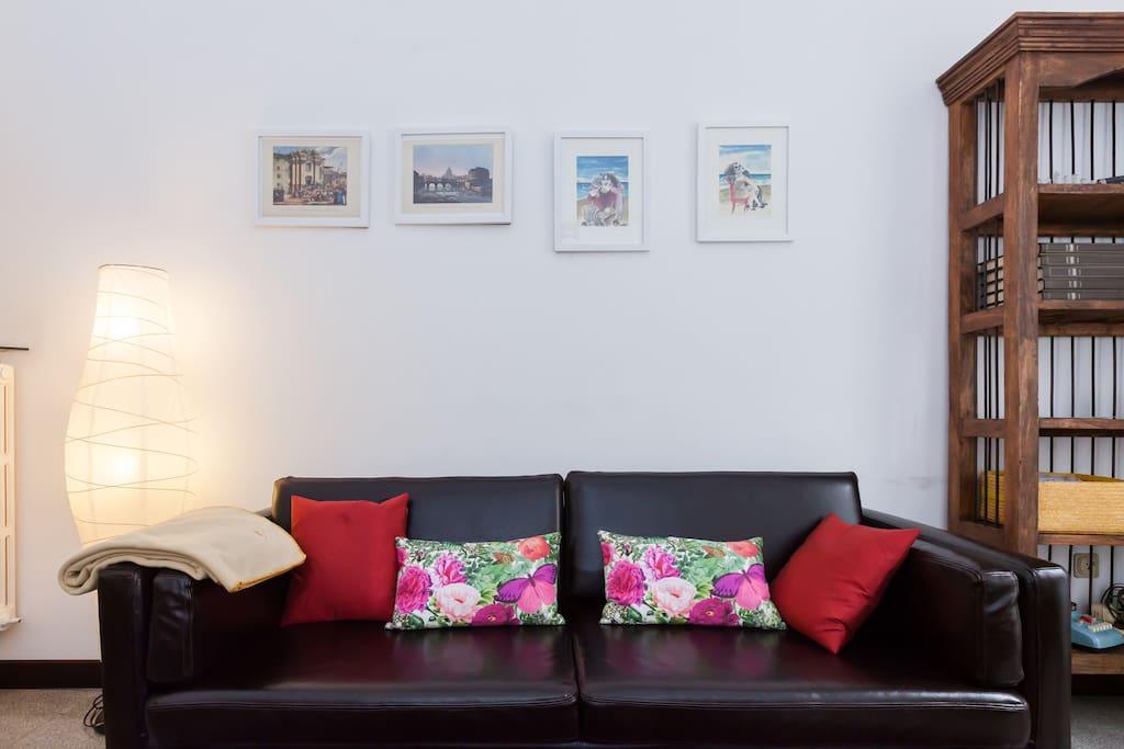 Salotto / Livingroom