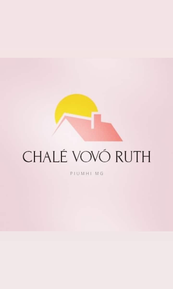 Chalé Vovó Ruth - Casa De Temporada