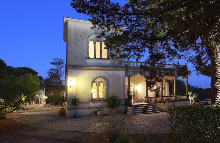 Relais Villa Scinata ⚜️Deluxe Room Nr