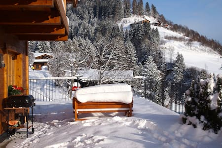 Spectacular Chalet with amazing views - Niedernsill - 一軒家