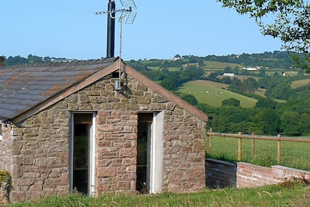 Small barn with fabulous views - Chepstow - その他