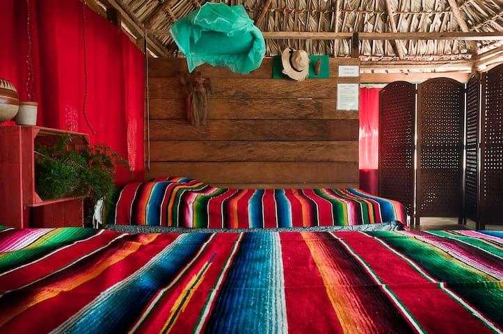 cabaña para 4/5 personas - Tonalá