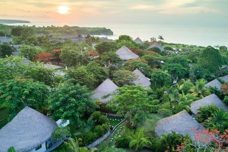 Limestone Hobbit Village Cabin by Balangan beach#4 - 南庫塔(South Kuta)
