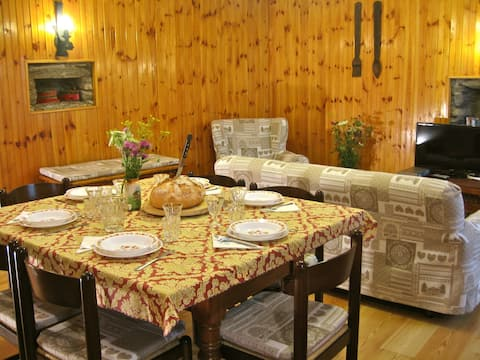 Comfortable chalet for families in Usseaux