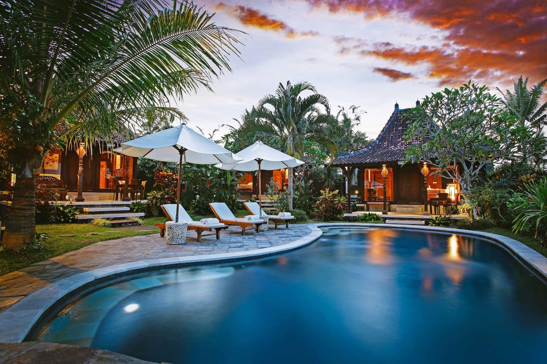 Amazing Rumah Capung  VIlla