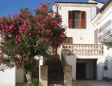 Farmhouse flat Contrada Lazzaretto  - Ortona - Apartment