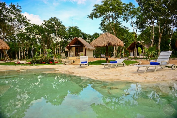 Villa Morena Ecoliving b&b - Akumal - Bed & Breakfast
