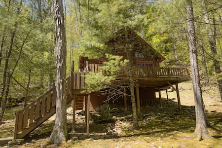 Winston's Place - Woodland Cozy Catskills Cabin - Boiceville