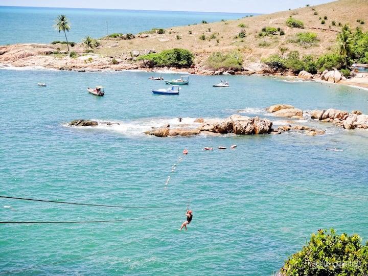 Pousada Barcelona - Enseada dos Corais - Cabo - PE