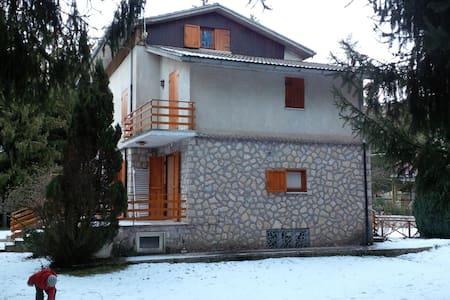 Villino Cardinale - Altipiani di Arcinazzo - Villa