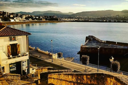 Sea & Sun Algorta, renewed private double room - Getxo - อพาร์ทเมนท์