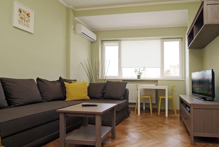 Apartment near Bucharest Old Town - Bucharest - Apartment