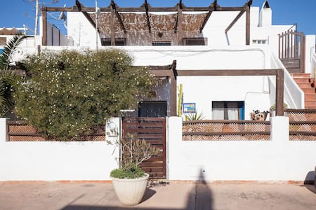 Apartment in Cabo de Gata. WIFI - Rodalquilar - บ้าน
