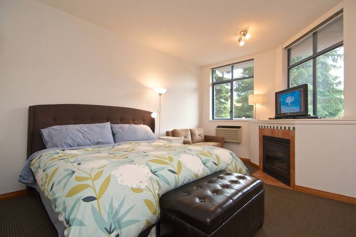 209 North Village Studio Condo - Whistler