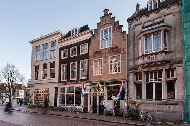 Nice room in the heart of Dordrecht
