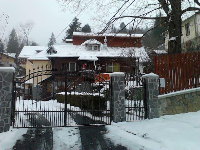 Vila Saos Sinaia ideal  2 families - Sinaia - House