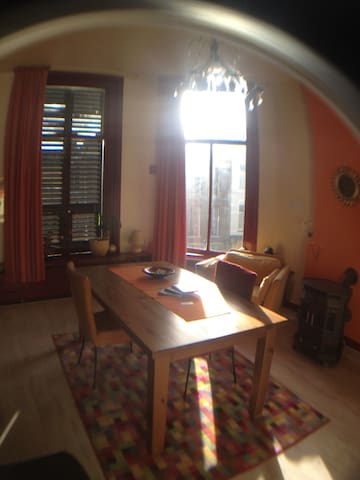 I offer you a beautiful single room - Zutphen - Lejlighed