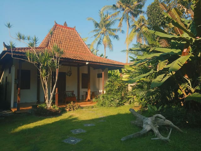 Private Bungalow: Paradise on the edge of Canggu