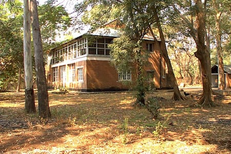 Colonial House close to Lake Malawi - Karonga