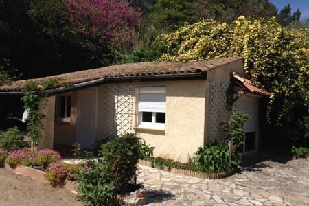 studio 35m2 confortable au calme - Trans-en-Provence - Haus