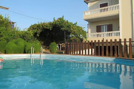 Villa with pool  in Agia Triada, Nafplion 2 - Agia Triada