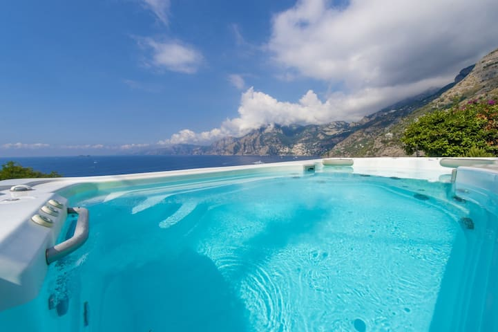 Villa Panorama with sea view