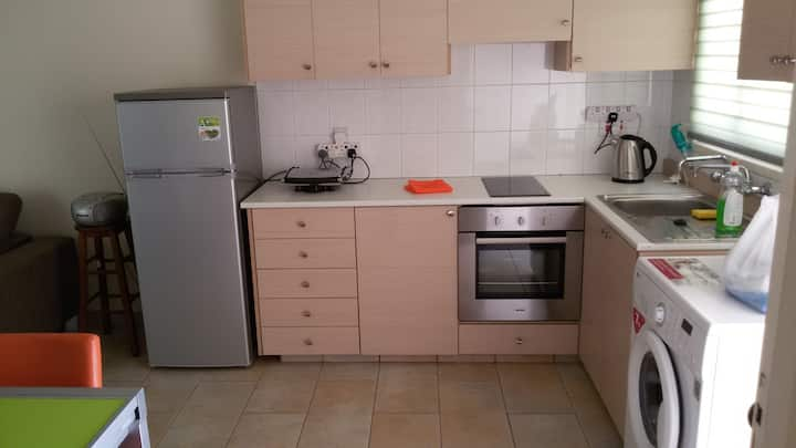Nice 1 bedroom apartment 150 metres from the beach