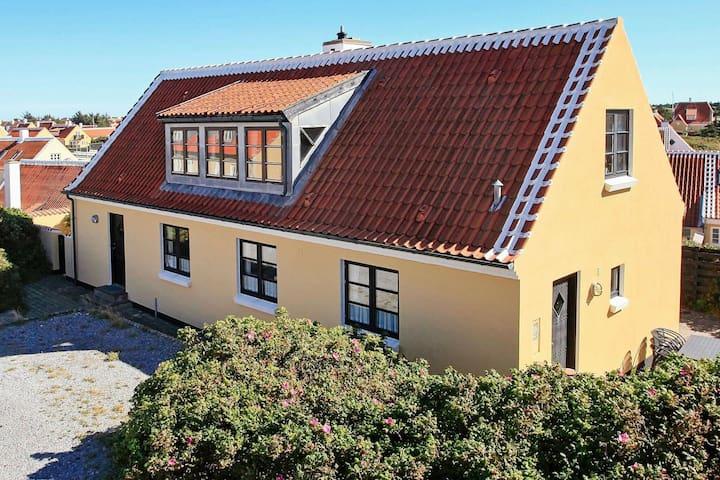 Schönes Ferienhaus in Skagen nahe dem Strand