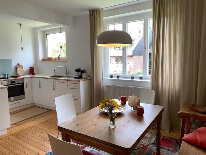 Gemütliche Wohnung in Haan bei Düsseldorf