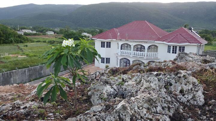 Eve's Rockaway Villa ( Dunn's River Falls room)