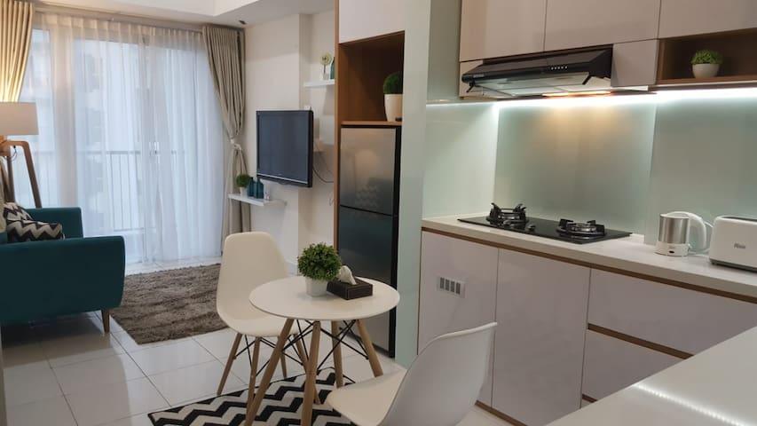 1 BR for rent at Casa de Parco BSD City Tangerang