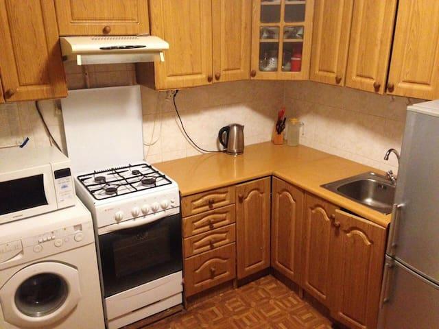 Rent apartments in Kiev