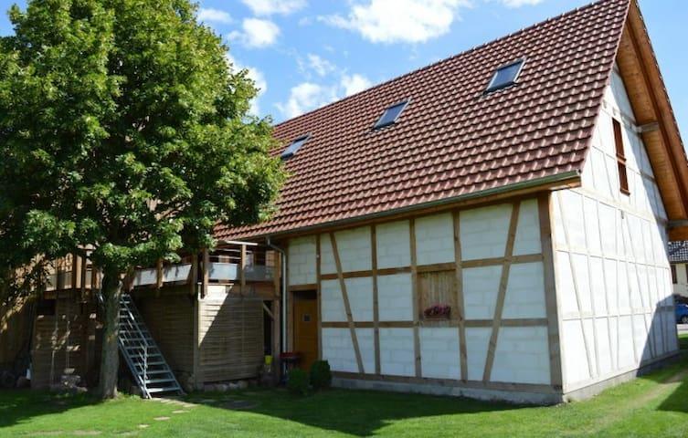 Gîte  La Grange - Alsace Centrale