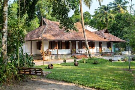 Raindrops Heritage Homestay - Villa