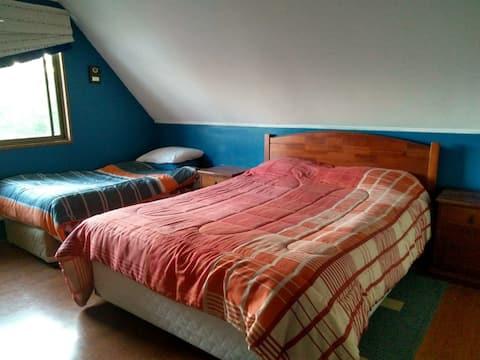 Alojamiento en Temuco, sector Villa Andalucía
